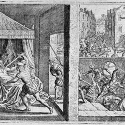 Assassinat de Coligny (1572)