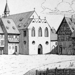 Strasbourg, Église Saint-Guillaume