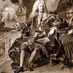 Le financier Samuel Bernard (1651-1739), fils du peintre