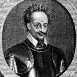 Henri 1er de Bourbon, Prince de Condé (1552-1588)