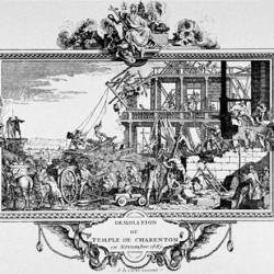 Temple de Charenton (94) : destruction (novembre 1685)