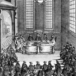 Synode National des Églises Réformées de France-1598
