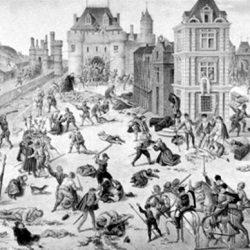 Saint Barthélemy à Paris (1572) par François Dubois