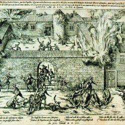 Massacre fait à Cahors en Quercy (19 novembre 1561)