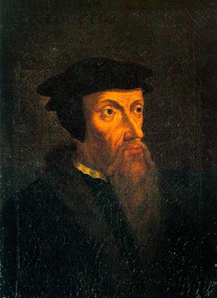 Jean Calvin (1509-1564) | Musée virtuel du Protestantisme