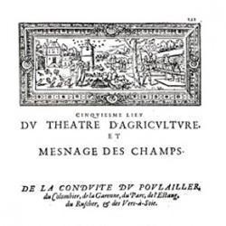 Théâtre d'Agriculture d'Olivier de Serres