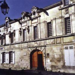 Maison dite de Nicolas Venette à la Rochelle