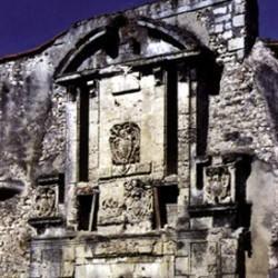 Porte Maubec de l'époque du siège de la Rochelle (17)