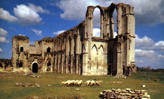 Abbaye de Maillezais (Vendée)