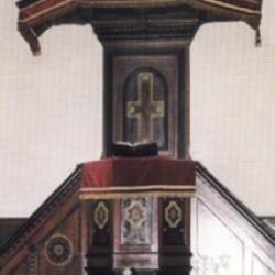 Chaire de la Robertsau à Strasbourg (67)