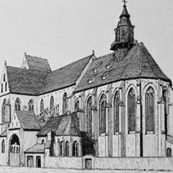 Strasbourg (67), Saint-Pierre le Jeune