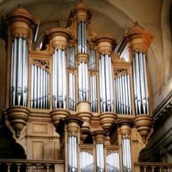 Paris, église luthérienne des Billettes (75) : orgue construit par von Mulheisen