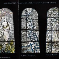 Annie Vallotton, les six premiers jours de la création