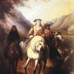 Jean Cavalier, chef camisard, tableau de Pierre-Antoine Labouchère