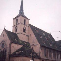 Église St Nicolas à Strasbourg (67)