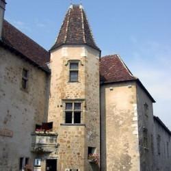Maison de Jeanne d'Albret à Orthez (Pyrénées-Atlantiques)