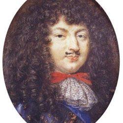 Louis XIV, par Samuel Bernard
