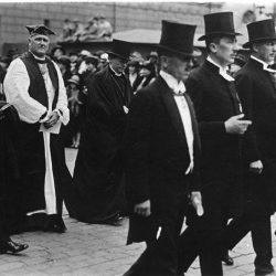 Conseil Mondial des Églises à Stockholm en 1925
