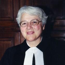 Marie-France Robert, Inspecteur ecclésiastique de l'Église Luthérienne