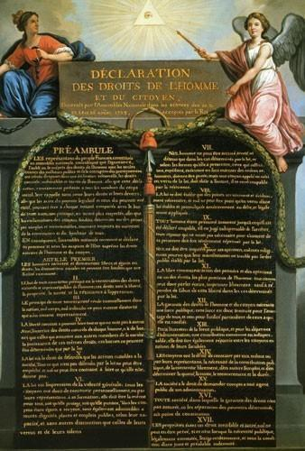 french revolution and human rights Declaration of the rights of man and of the a basic charter of human liberties containing the principles that inspired the french revolution human rights.