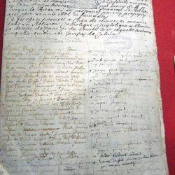 Abjuration des habitants du Mas d'Azil en 1685, Ariège