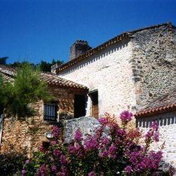 Maison natale de Bernard Palissy à Saint-Avit (47)