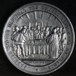 Médaille commémorative du premier synode national de France