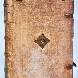 Bible traduite par Sébastien Castellion, Bâle, pour Jehan Hervage, 1555