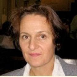 La pasteure Elisabeth Parmentier