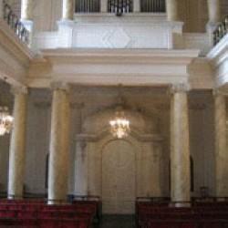 Chapelle de la Cour, temple de Bruxelles