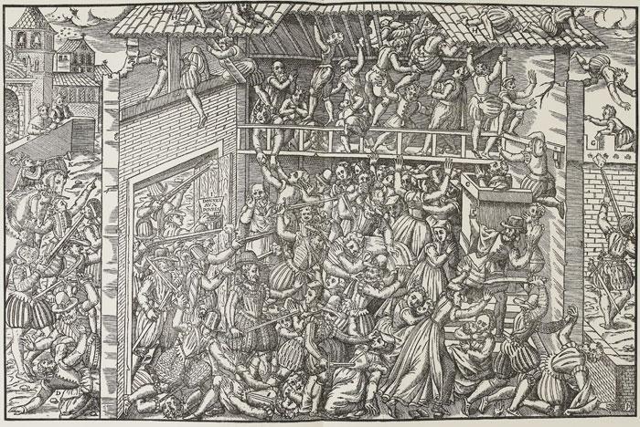 Le Massacre de Wassy, 1er mars 1562
