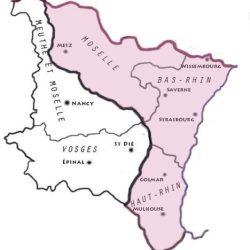 Circonscription des Eglises protestantes d'Alsace et de Lorraine