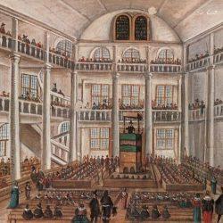 Temple de Charenton (intérieur)