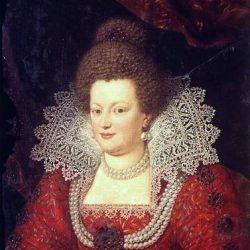 Marie de Medicis par Pourbus