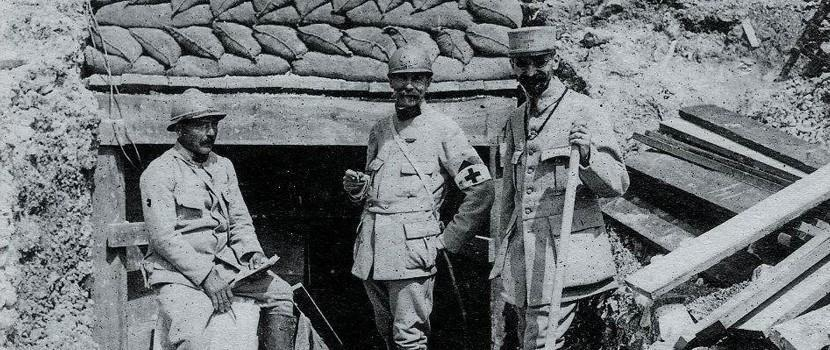 Les protestants et la première guerre mondiale