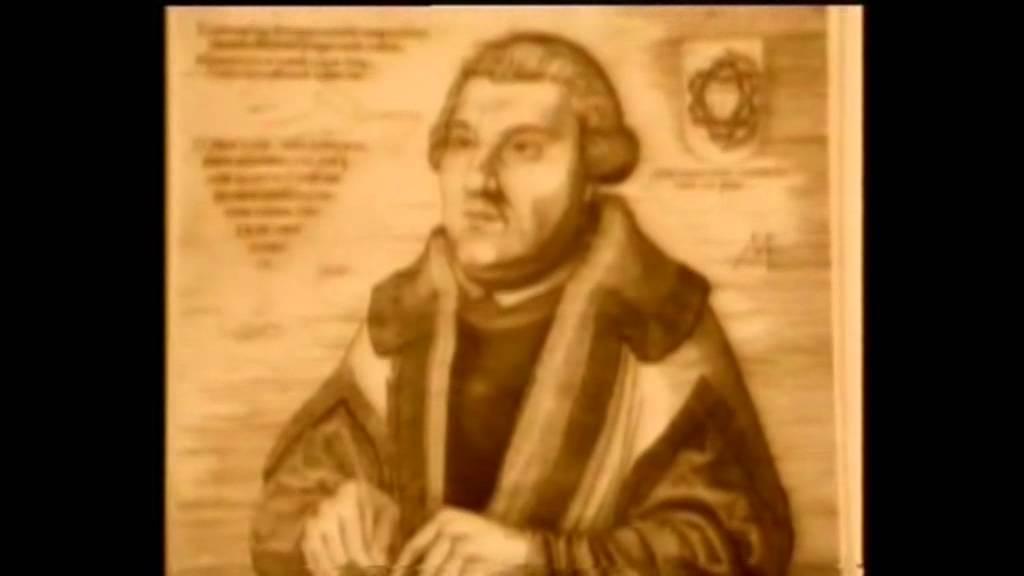 1520, Luther est excommunié par le Pape
