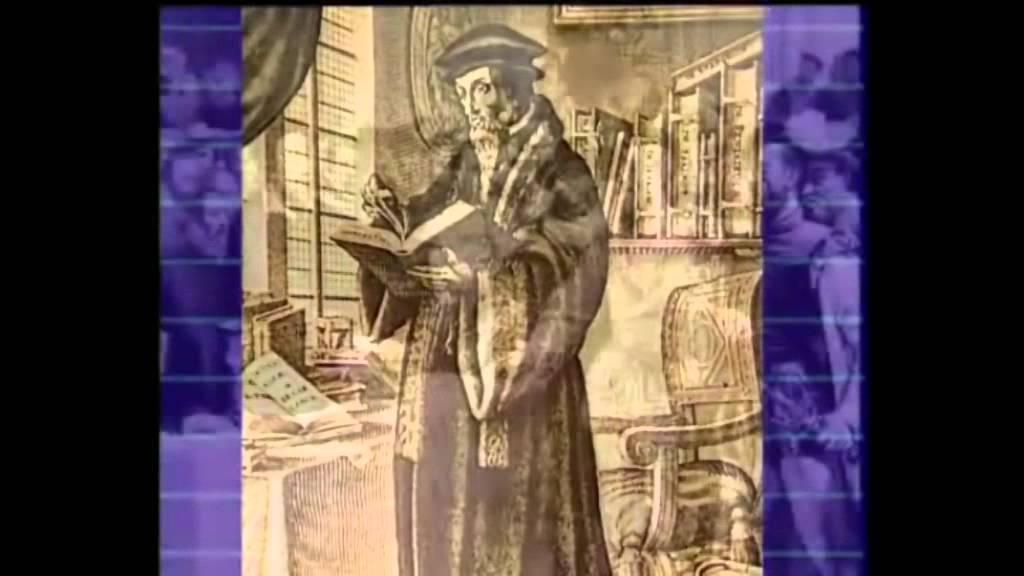 Jean Calvin (1509-1564) organise la Réforme de Genève