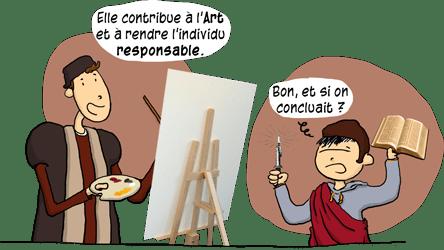 La Réforme contribue à l'Art.