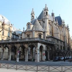 Temple protestant de l'Oratoire du Louvre (rue de Rivoli)
