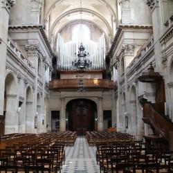Temple protestant de l'Oratoire du Louvre (intérieur)