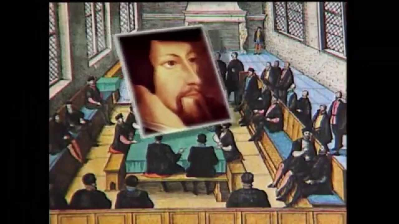 La jeunesse de Calvin