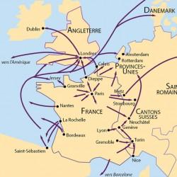 Premier Refuge huguenot au XVIe siècle