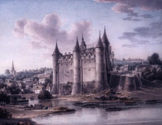 Château de Josselin (Morbihan)