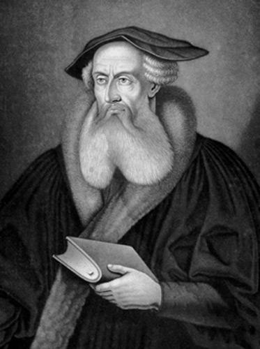 Heinrich Bullinger (1504-1575)