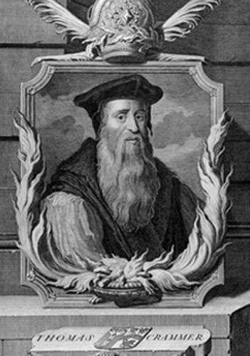 Thomas Cranmer (1489-1556)