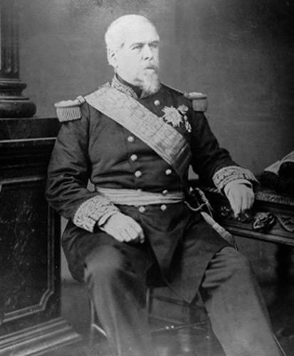 Général François de Chabaud-Latour (1804-1885)