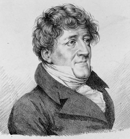 Baron Georges Cuvier (1769-1832)