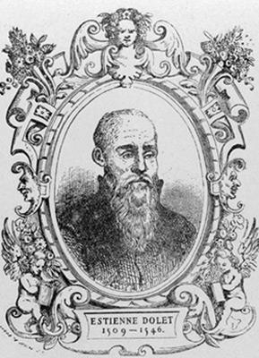 Étienne Dolet