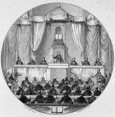 Synode de l'Église réformée de France- juillet 1872