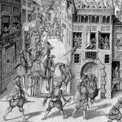 Saint Barthélemy-24 août 1572